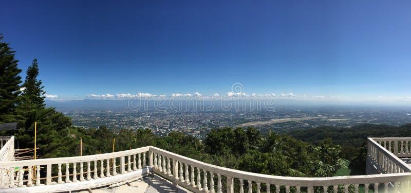Cenário bonito de Chiang Mai, Tailândia imagem de stock royalty free