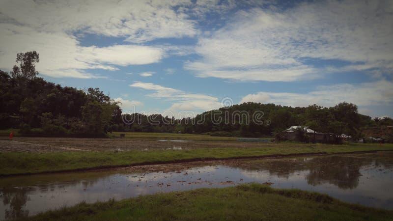 Cenário rural foto de stock royalty free