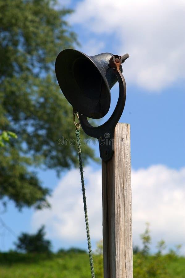 Cena Bell Fotografía de archivo