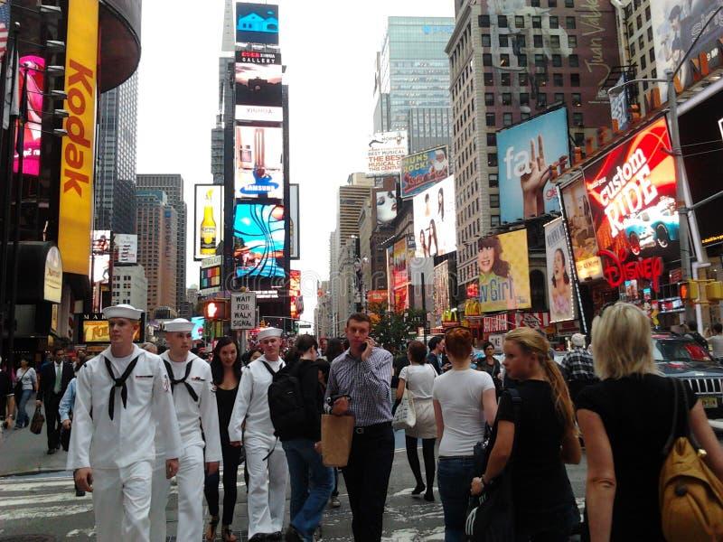 Cena clássica de NYC imagem de stock royalty free