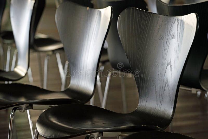 Cena da cadeira interna imagem de stock royalty free