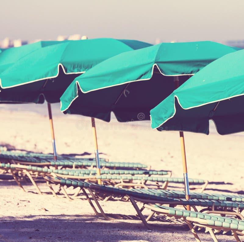 Cena da praia imagem de stock royalty free