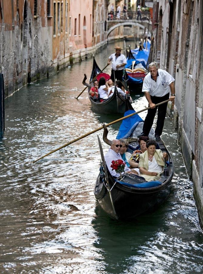Cena de Veneza fotos de stock royalty free