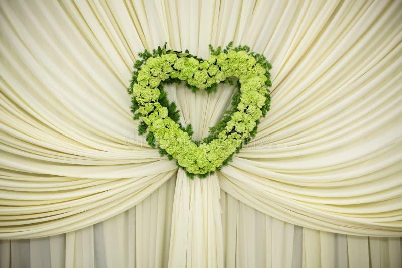 Cena do casamento fotos de stock royalty free