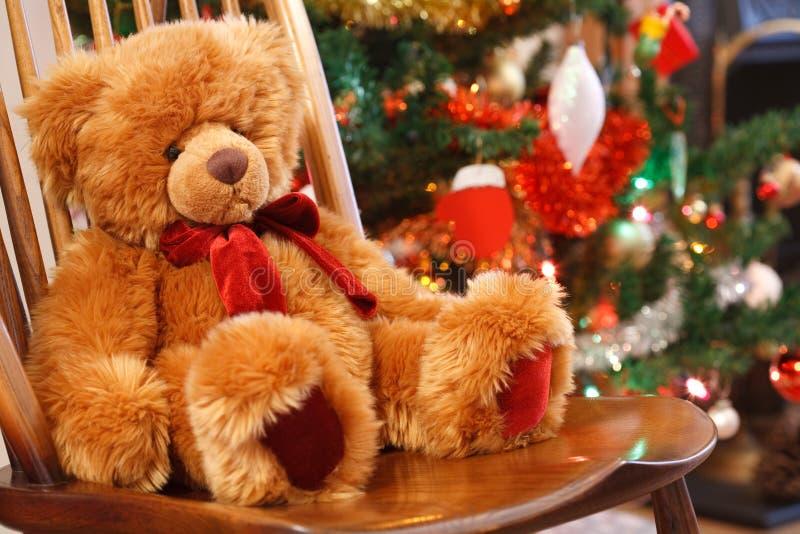 Cena do Natal imagem de stock