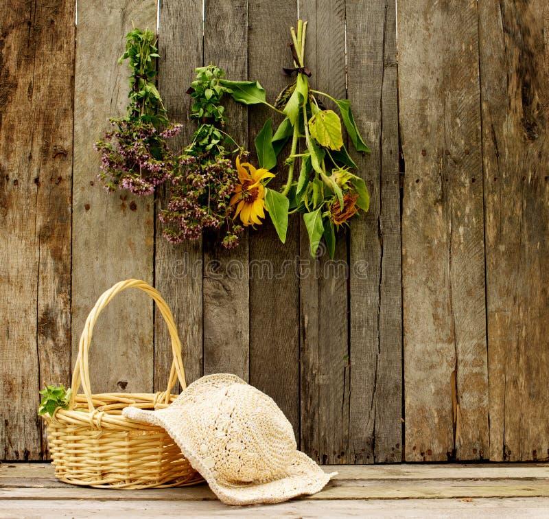 Cena rural rústica. fotografia de stock