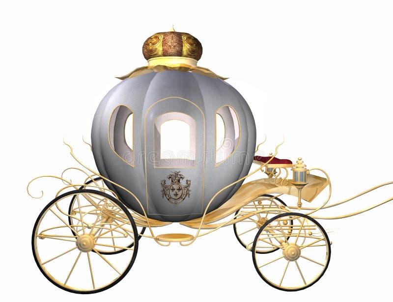 Cendrillon illustration de vecteur