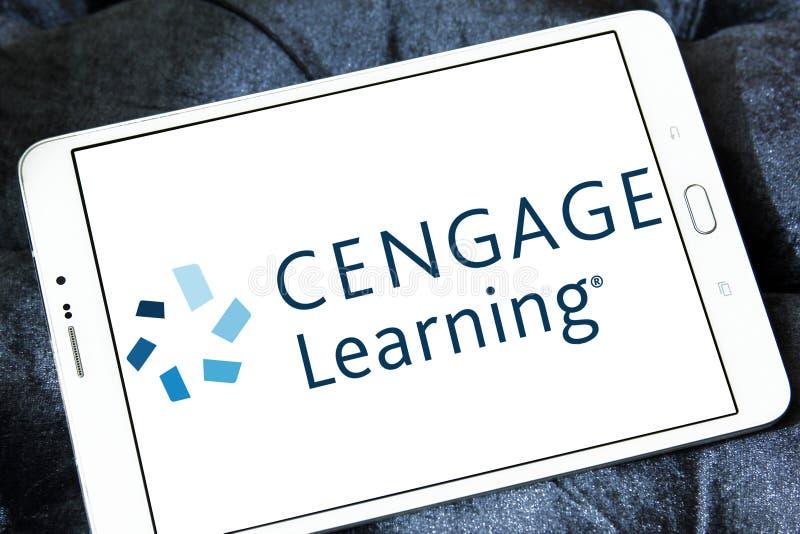 Cengage Learning Company Logo Editorial Stock Image - Image