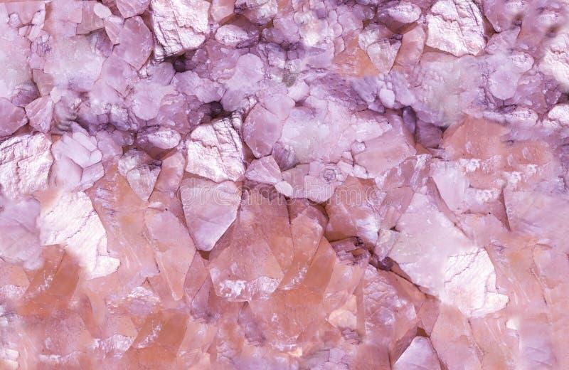 Cennego kamienia rockowy kryształ, tekstury tło obraz royalty free