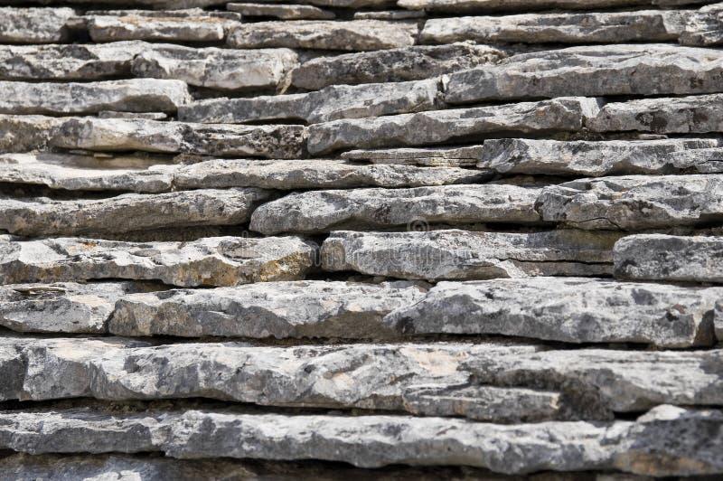 Cenni storici conici del tetto di Trullo. immagine stock libera da diritti