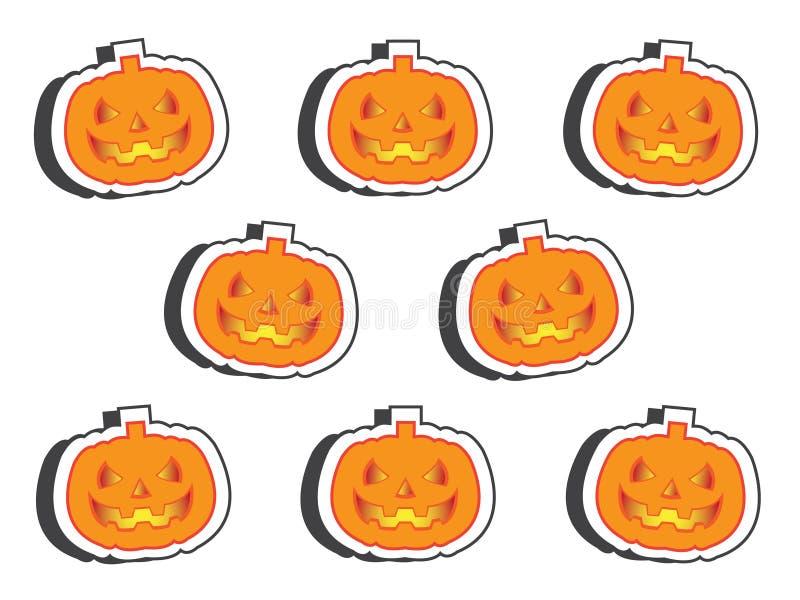 Cenni storici del partito di Halloween immagine stock libera da diritti