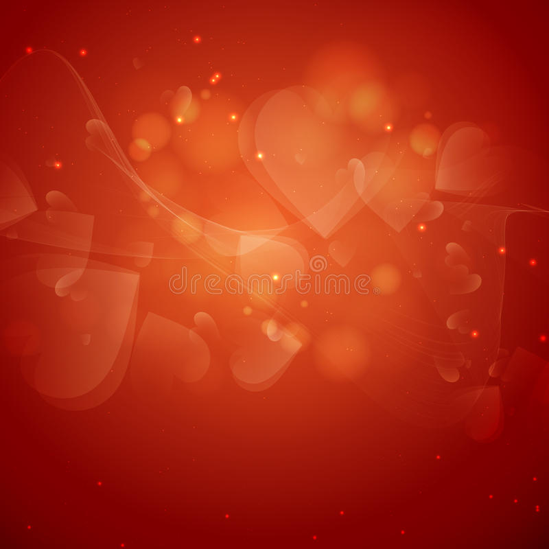 Cenni storici di nozze o di San Valentino. illustrazione di stock