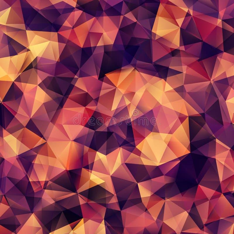 Cenni storici geometrici astratti. ENV 10 royalty illustrazione gratis