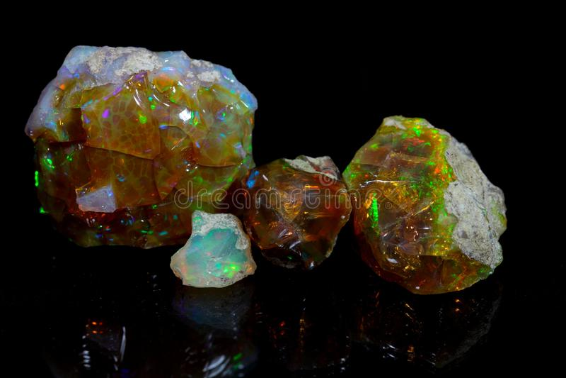 Cenny opal obraz royalty free