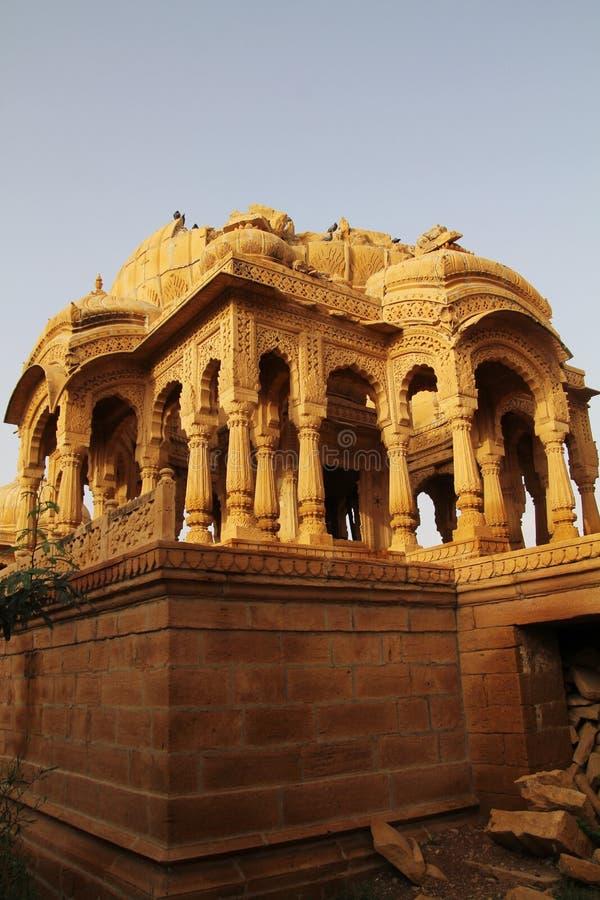 Cenotaphe在印度 图库摄影