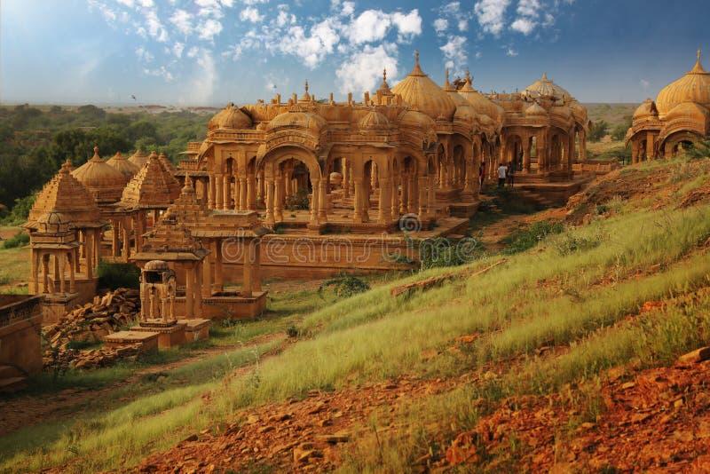 Cenotaphe w India obraz stock
