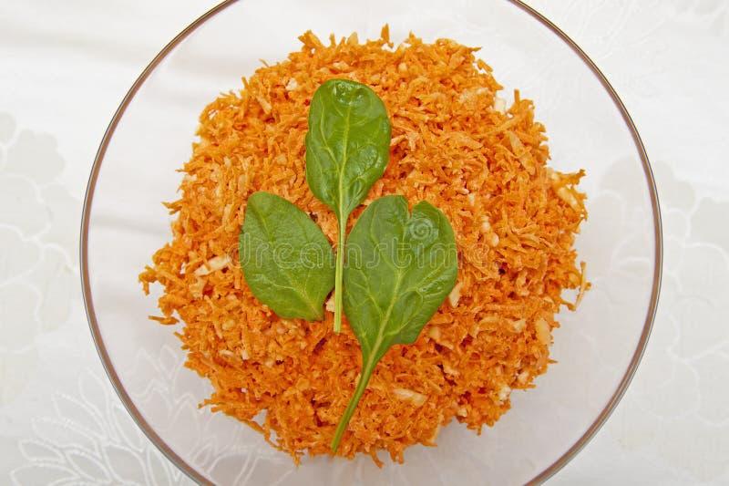 Cenoura fresca imagens de stock