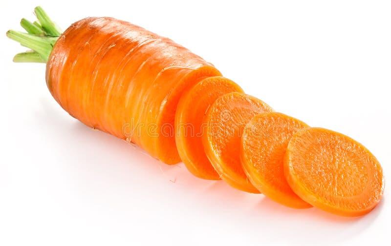 Cenoura fresca. fotografia de stock