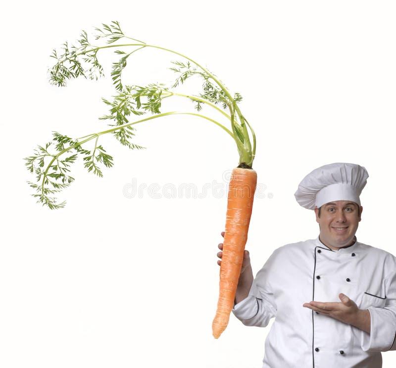Cenoura super. fotos de stock royalty free