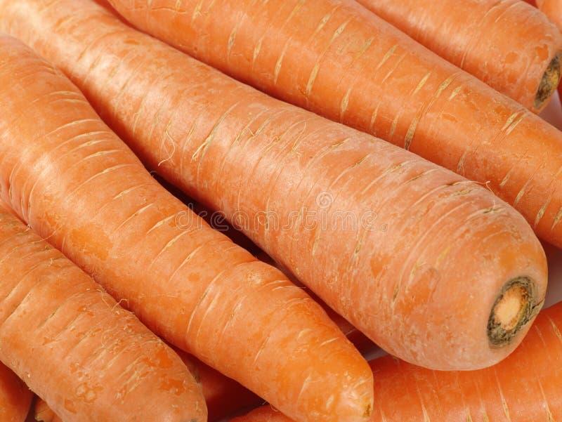 Cenouras frescas do gosto como o fundo do alimento. foto de stock royalty free