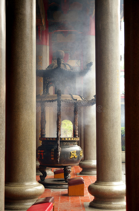 Download Censer stock photo. Image of chinese, luck, architecture - 8243538