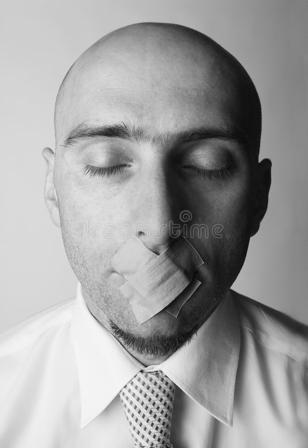 Download Censorship stock photo. Image of secluded, eyes, blinded - 2579616