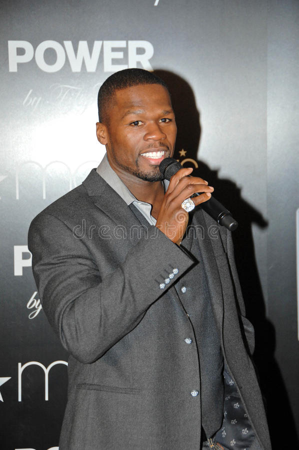 50 Cent stock photo