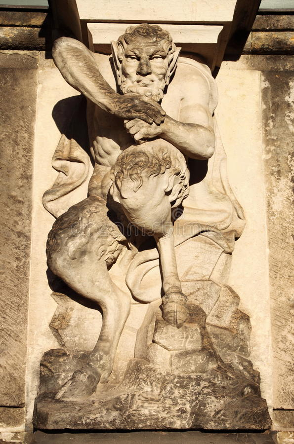 Download Centaur statue stock image. Image of stone, devil, myth - 21428449