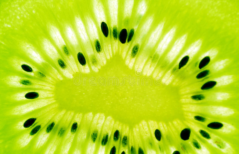 Download Center of kiwi slice stock photo. Image of healthcare - 16134218