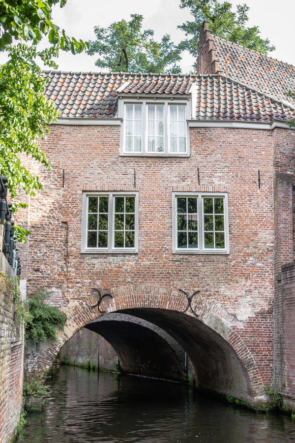 Free Center Of The City S-Hertogenbosch In The Netherlands Stock Image - 63960421