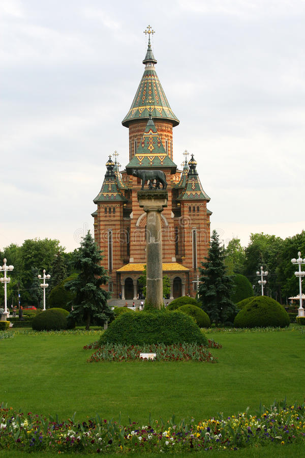 Free Center Of Timisoara Royalty Free Stock Images - 15168929