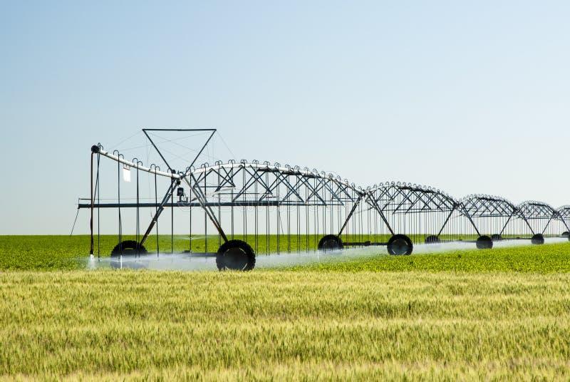 Download Center Pivot Irrigation System Stock Image - Image: 14375877