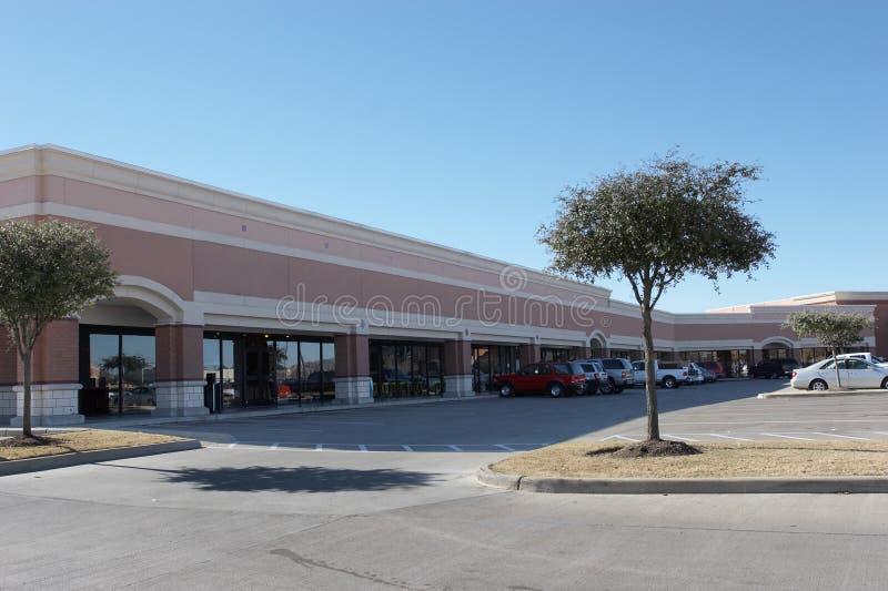 center shopping arkivbilder