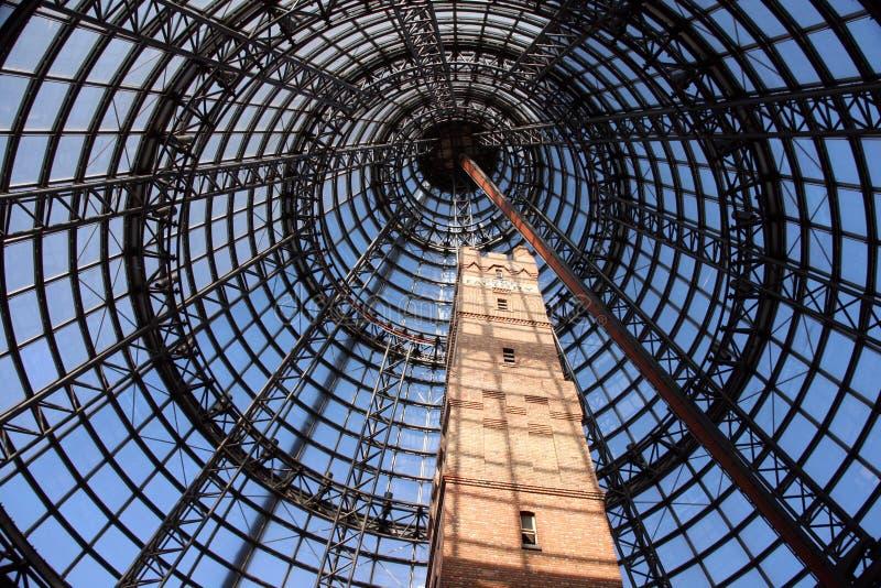 Centraal Melbourne royalty-vrije stock foto's