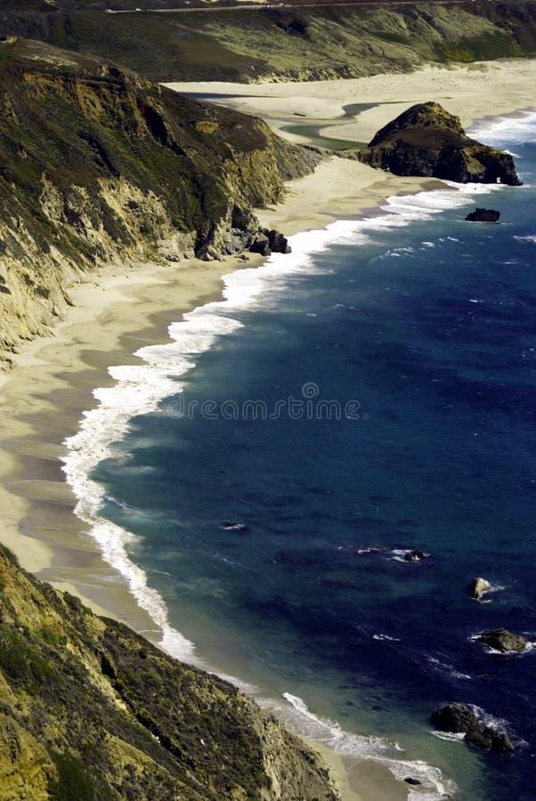 Free Central California Coast 2 Royalty Free Stock Photo - 3248985