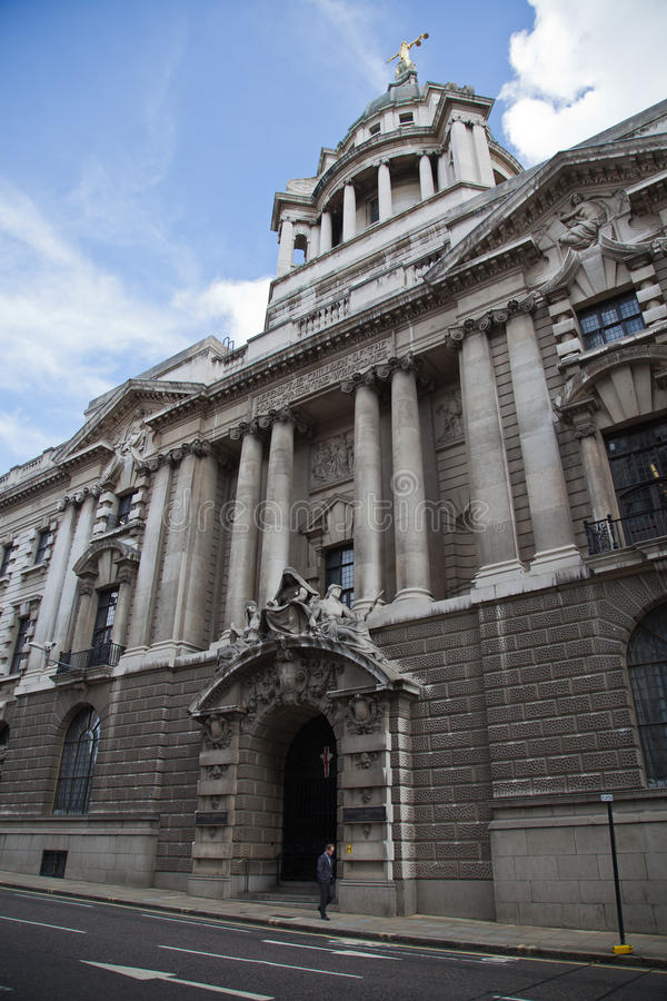 Download Central Criminal Court editorial photo. Image of ancient - 29690636