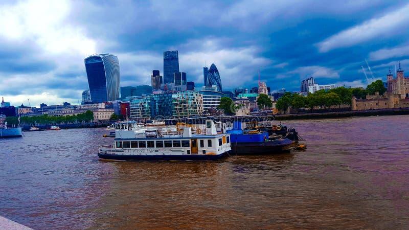 Central de Londres photos stock