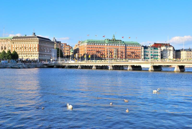 central del stockholm arkivbilder