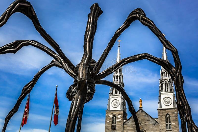 Central du centre, Ottawa, Ontario, Canada photo stock
