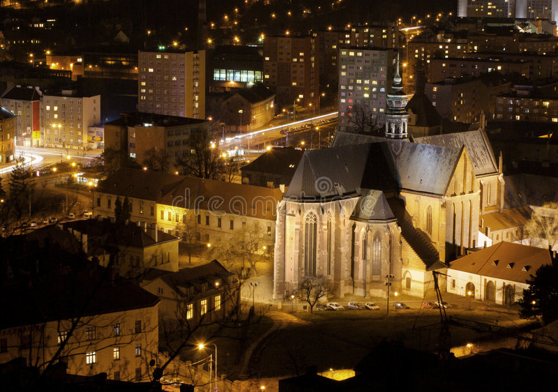 Central Europe,Czech rep, Brno stock photography