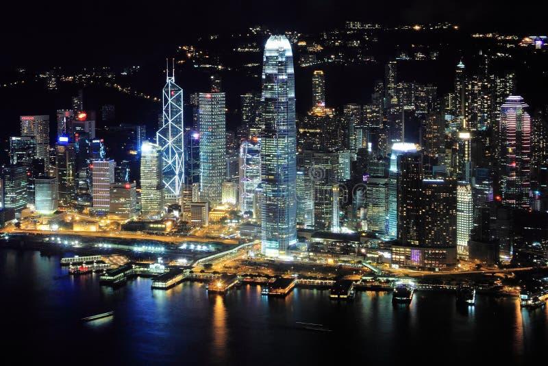 Central, Hong Kong photographie stock libre de droits