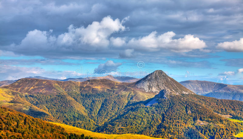 Download The Central Massif stock photo. Image of geography, scenic - 21316308