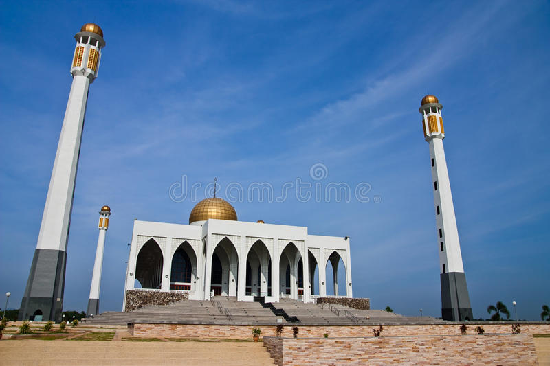 Download Central Mosque Of Songkhla Province, Thailand Stock Image - Image: 11049567