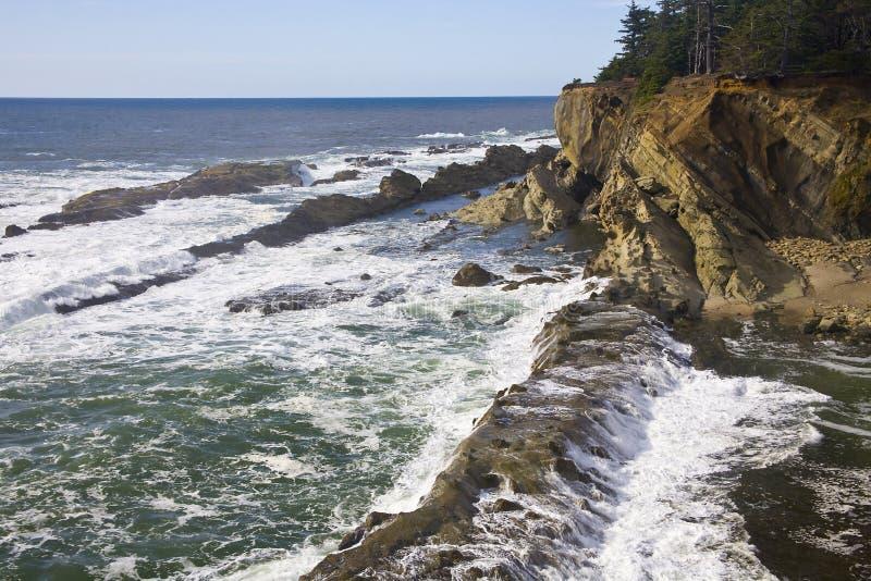 Central Oregon Coastline Stock Photos