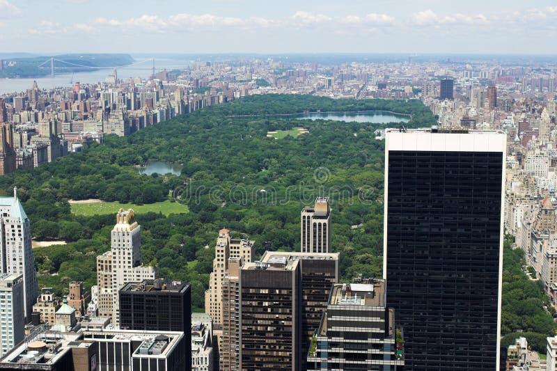 Central Park fotografie stock libere da diritti