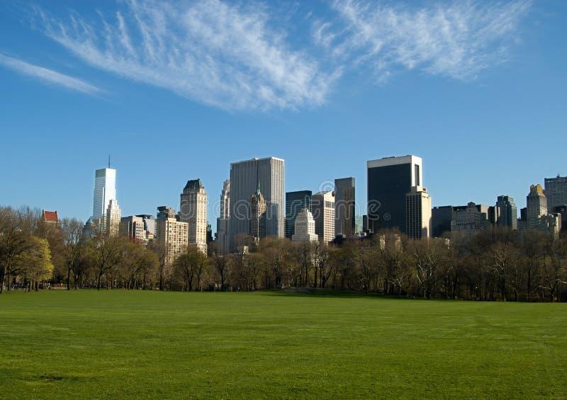Central park stock photos