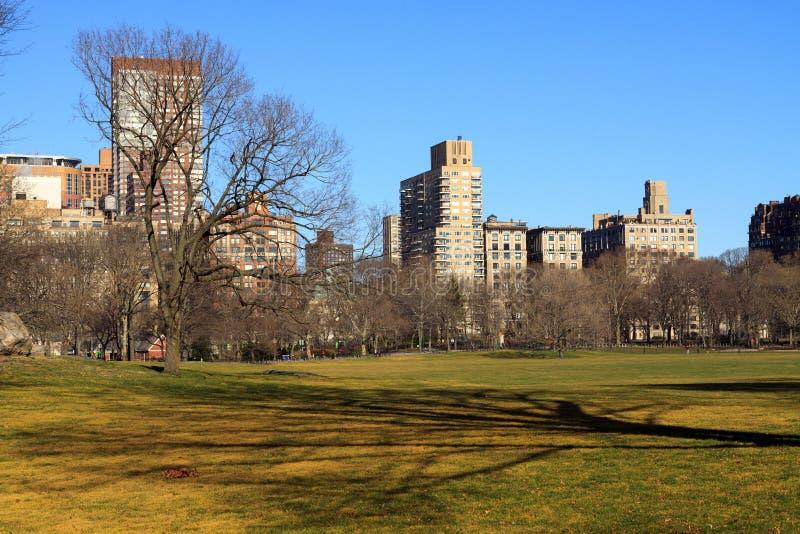 Central Park photo libre de droits
