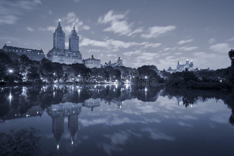 Central Park. royalty-vrije stock afbeeldingen