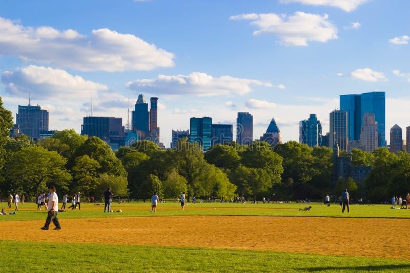 Central Park photos stock