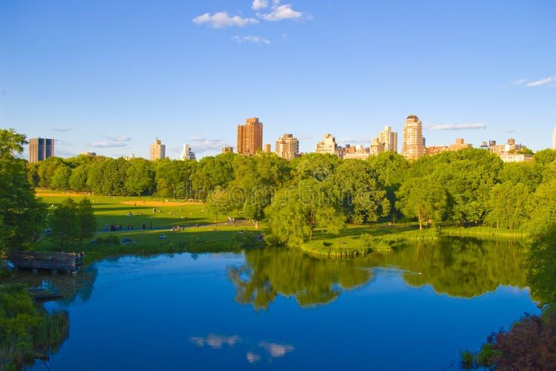 Central Park image libre de droits